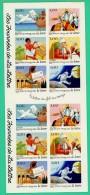 France - Carnet De 12 Timbres - Lettre Au Fil Du Temps - Neuf - Booklets