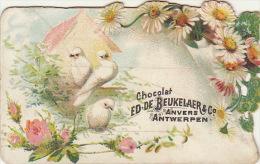 Chromo Chocolat De Beukelaer Anvers - Unclassified