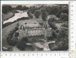 CPM, LOUVIGNE-DU-DESERT: Vue Aérienne Du Château De Monthorin - Francia