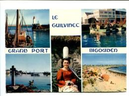 CP - GUILVINEC (29) GRAND PORT BIGOUDEN - Guilvinec