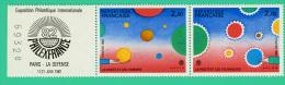 France - Bande Philex - Paris La Défence - 2X2,00Fr -  1982 - Neuf - France