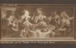 Les Cinq Sens Par Van Thulden - Musée Merghelynck, Ypres - Petit Palais 1915 - Pittura & Quadri