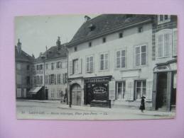 CPA Saint-Dié-des-Vosges (88) - Maison Historique, Place Jules Ferry (Pharmacie) - Saint Die