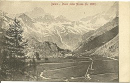 Balme Pian Della Mussa    1918 Circa    ( Cod 57 ) - Italia