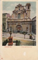 Messina, - Chiesa Dell'Annunziata - Non Viagg. Inizio Secolo - Messina