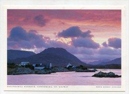 IRELAND - AK 190449 County Galway - Connemara - Ballynakill Harbour - Galway