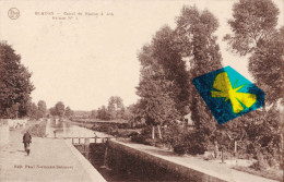 BLATON - Canal De Blaton à Ath - Ecluse N°1 - Bernissart
