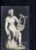 N241  Apollo Liricine Lodvisi ( Di Profilo ) - Roma, Museo Nazionale - Arte, Art, Sculpture, Statue - Sculture