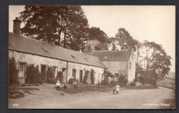 Galabank Stow Unposted  A R Edwards RP Card As Scanned - Peeblesshire