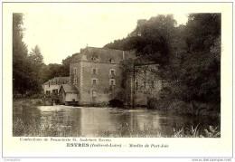 ESVRES-Moulin De Port-Joie-confection Et Bonneterie G. Audebert - France
