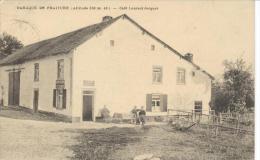 Vi-26 -  Baraque De Fraiture - Altitude 652 M -  Café Laurent-Jacquet -  2 Scans - Vers Theux - Vielsalm