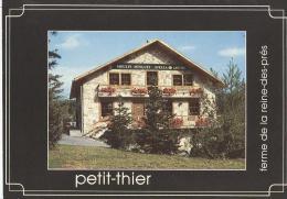 Vi-27 - Petit-THier ( Vielsalm ) - Ferme De La Reine Des Prés - Vielsalm