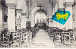 BLATON - Intérieur De L'Eglise - Bernissart