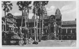 Alte Ansichtskarte, Notre France Lointaine, 5. Cambodge - Angkor-Vath. - France