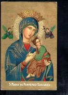 N262 Santa Maria De Perpetuo Succursu - Parrocchia Santa Maria Alla Fontana, MIlano - Images Religieuses