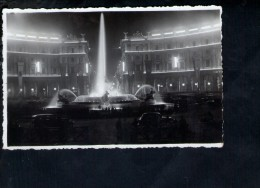 N300 FERRANIA - VERA FOTOGRAFIA - Piazza Dell´ Esedra A Roma Con Auto Cars Voitures - Luoghi