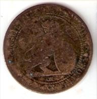 MONEDA DE ESPAÑA DE 5 CTS DEL AÑO 1870 (COIN) GOBIERNO PROVISIONAL - Sin Clasificación