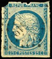 N° 4  CERES 25 C. - 1849-1850 Ceres
