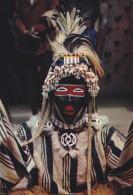 AFRIQUE,AFRIKA,MASQUE DAN,GABON ET COTE D´IVOIRE,art Africain,magie Noire,dance,sorcier - Gabon