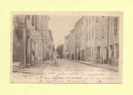 Cuges - Rue Nationale - Petit Pli Coin Inf Gauche - Ohne Zuordnung