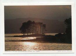 IRELAND - AK 190516 County Cork - Ormond's Island Im Kenmare River - Cork