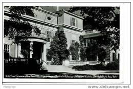 NY HYDE PARK Roosevelt House Front Entrance - Non Classés