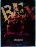 EO ETAT NEUF Editions MOSQUITO 2001 > Daniel Zezelj : REX - Livres, BD, Revues
