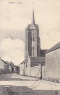 23133 - 91 - MOIGNY - L' Eglise - Librairie Vve Ha;..lin ? Milly Cliche Delamarre