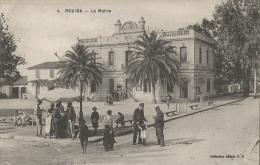 Rouiba - La Mairie - CPA Animée - Altre Città
