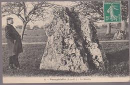 23154 NEAUPHLETTE Le Menhir -6 Coll Lafosse -