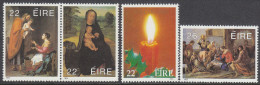 IRELAND, 1985 XMAS 4 MNH - 1949-... République D'Irlande