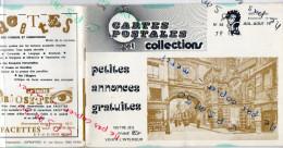 Revue Cartes Postales N° 068 CPC 1979 Carte Illustrée 11p; Aviation 6p; Croix Bleu Capdenac 5pages - Livres