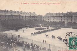 23160 France 54 Nancy - Caserne Thiry (26e Et 69e Régiments D'Infanterie) - 99 Mag Reunis -cavalerie Chevaux