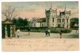 Romania ( 7998 ) - Sibiu, MEDIAS - Old Postcard - Used - 1902 - Romania