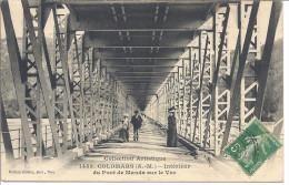 06 COLOMARS Intérieur Du Pont De Manda Sur Le Var - Non Classificati