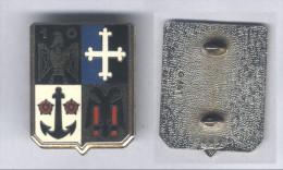 Insigne Du 10e Régiment De Génie - Armée De Terre