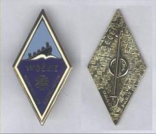Insigne Du 1er Régiment De Génie - Army