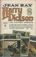 Marabout Géant 309 - Jean Ray - Harry Dickson 8 - Cinq Aventures Intégrales - 1968 - TBE - Fantastici