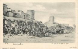 CPA EGYPTE / Alexandrie - Alexandria