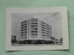 Hotel MEMLING - Anno 1957 Kinshasa ( Zie Kaart / CP - PK Fotokaart - Zie Foto Voor Details ) !! - Kinshasa - Leopoldville
