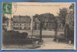 76 - OCQUEVILLE --  Entrée Du Chateau..... - Other Municipalities