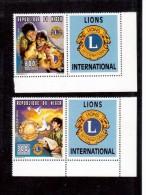 NIGER LIONS INTERNATIONAL - Rotary, Lions Club