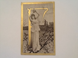 ILLUSTRATA DEL 1902 VIAGGIATA F.P. --00-- - Künstlerkarten