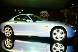 DIAPOSITIVA/SLIDE ALFA ROMEO NUVOLA - Automobiles