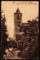 Bruxelles - Berchem-Ste-Agathe - L'Eglise Vue D'un Coin Pittoresque - Kerk  // - Berchem-Ste-Agathe - St-Agatha-Berchem