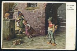 Kaulbach, H. - Der Storenfried ------- Postcard Not Traveled - Kaulbach, Hermann