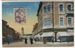 Stanislawow Ul. Karpinskiego Stanislau P. Used Poland No 3  Wydawn Krakow 1916 - Ukraine