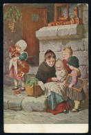 Kaulbach, H. - Unser Taglich Brot Gib Uns Heute! ------- Postcard Not  Traveled - Kaulbach, Hermann