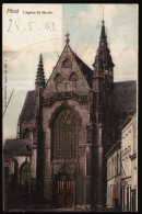 ALOST - Aalst - L'Eglise St Martin - Couleur 1903 // - Aalst
