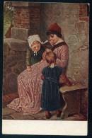 Kaulbach, H. - Ein Marchen - Un Conte De Fees - Pohadka - En Saga ------- Postcard Not  Traveled - Kaulbach, Hermann